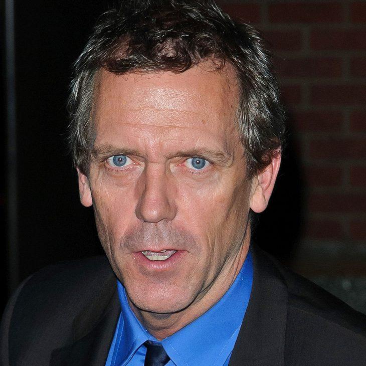 Hugh Laurie: Schmerzhafte Tour-Erfahrung