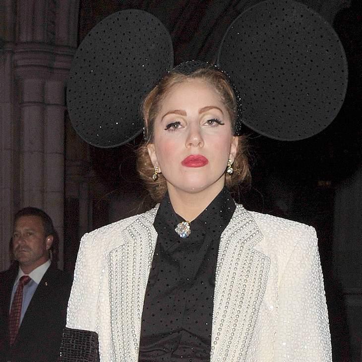 Lady Gaga hat in Sachen Verletzungen gelogen