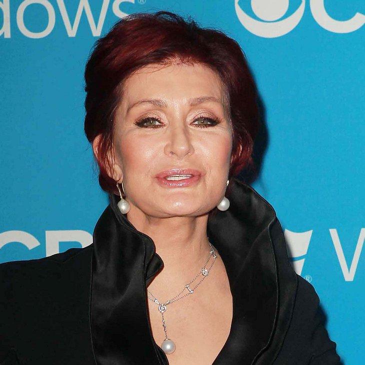 Sharon Osbourne ließ sich beide Brüste abnehmen