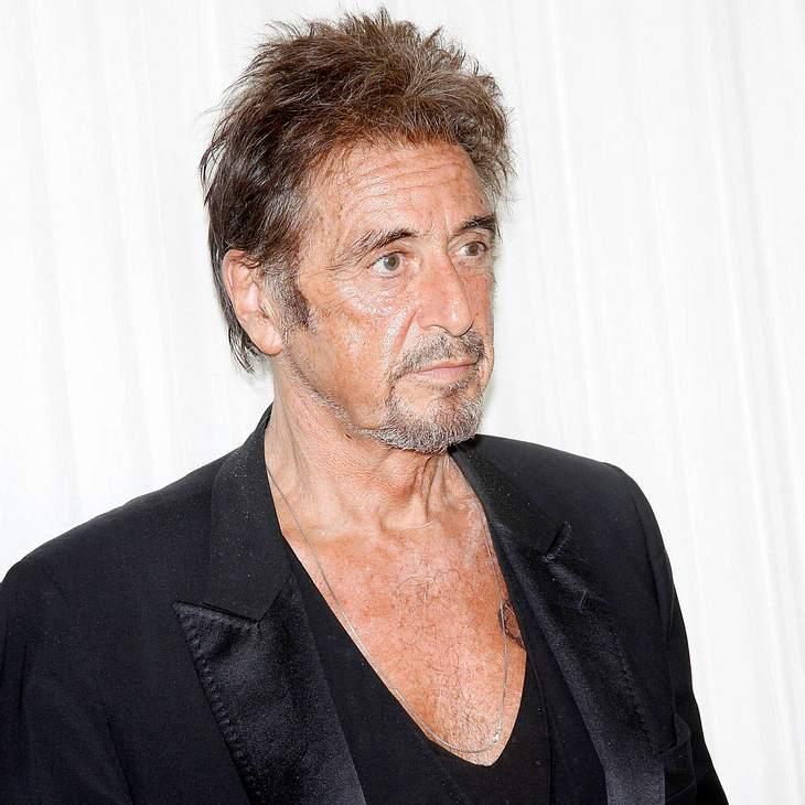Al Pacino hält nichts von Waffen