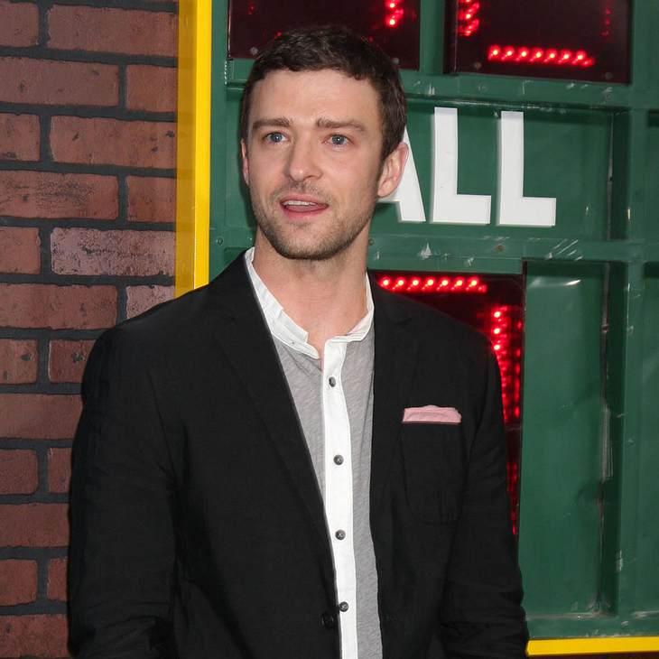 """Justin Timberlake und Jessica Biel helfen """"Sandy""""-Opfern"""