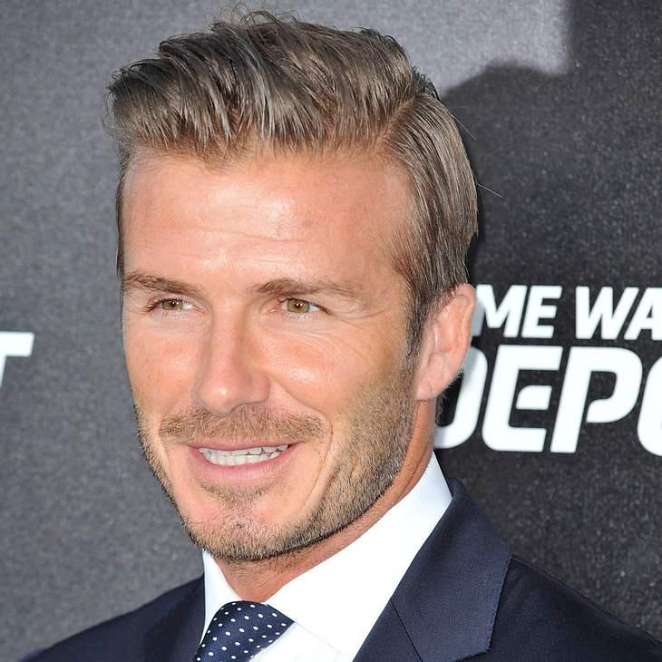 David Beckham zieht nach Paris