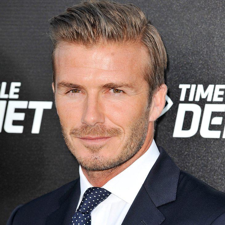 David Beckham: Harper hat das Beste von beiden Eltern