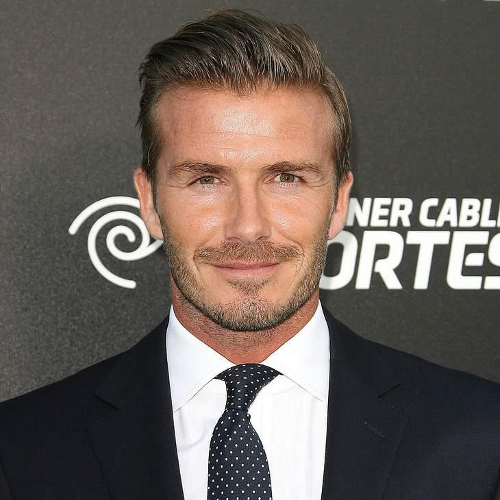 David Beckham als James Bond?
