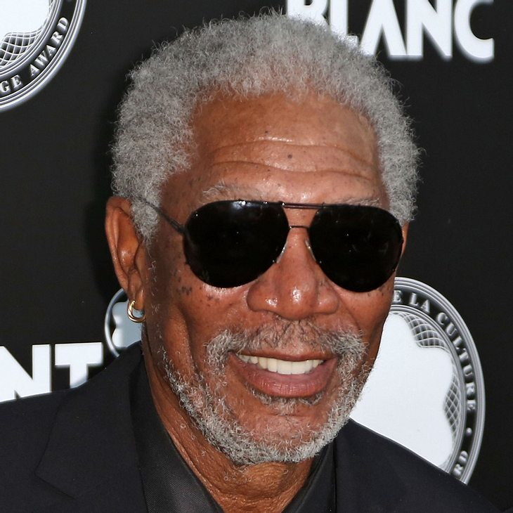 """Morgan Freeman: """"Wer aussteigt, ist erledigt!"""""""