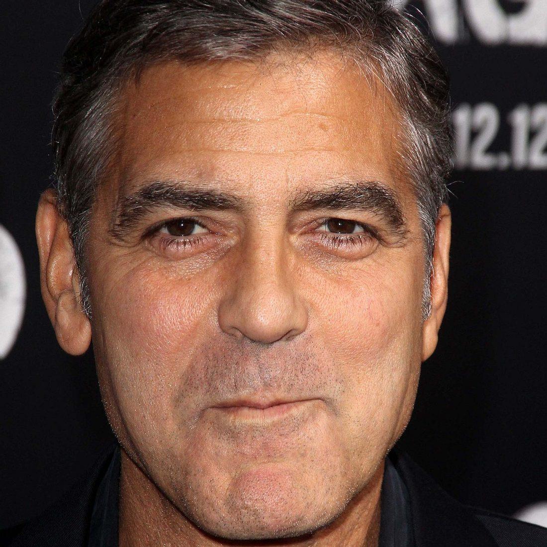 George Clooney lässt Stacy Keibler am Geburtstag allein