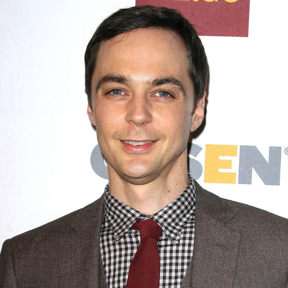 "Jim Parsons hat ""Sheldon"" zum Neffen"