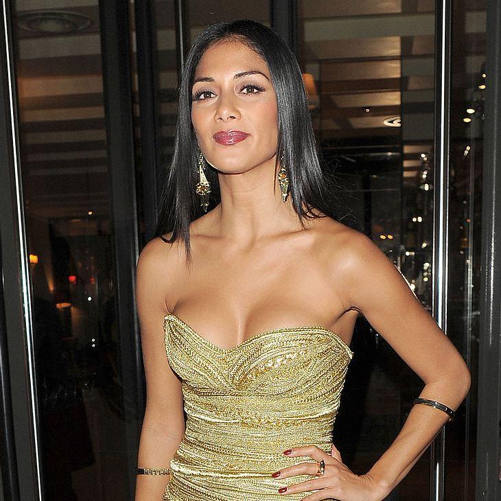Nicole Scherzinger: Lewis Hamilton half ihr aus der Bulimie