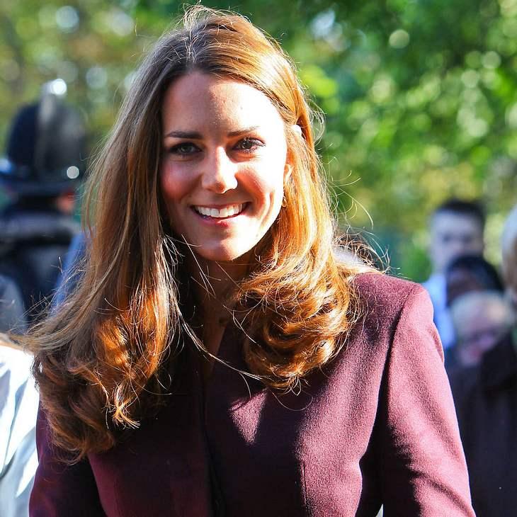 Kate Middleton gibt Kim Kardashian einen Korb
