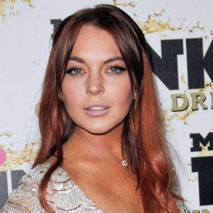 """Lindsay Lohan: """"Betet für Frieden!"""""""
