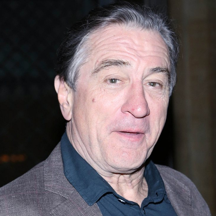 Robert De Niro ist wieder Großvater
