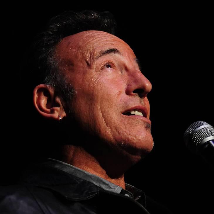Bruce Springsteen erhält Auszeichnung
