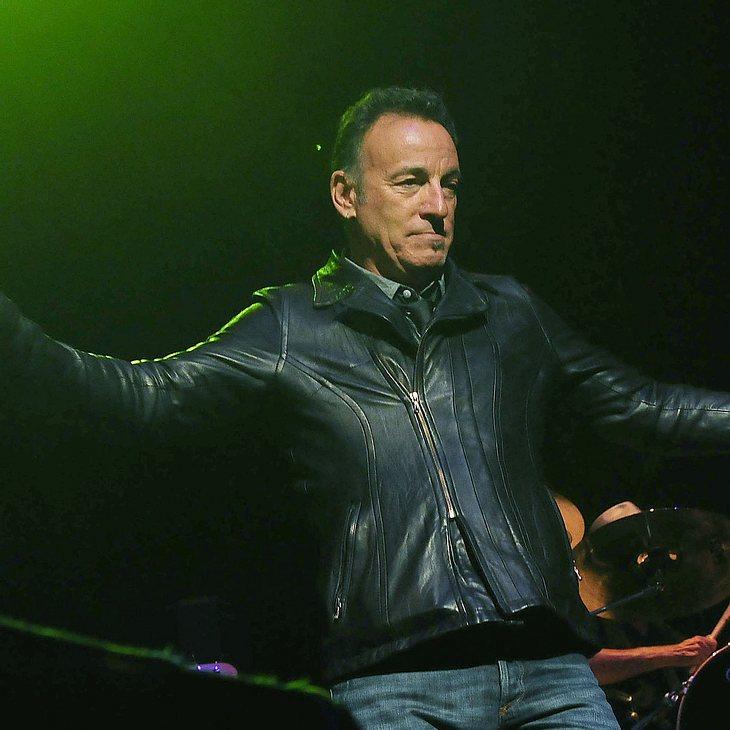 """Bruce Springsteen: Benefizkonzert für """"Sandy""""-Opfer"""
