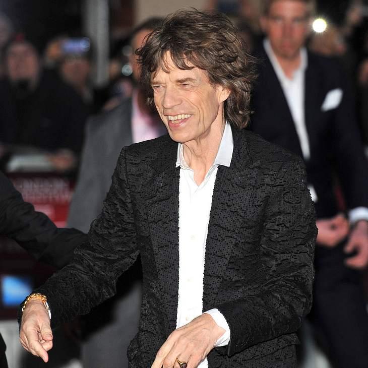 """Mick Jagger: """"One Direction sind wie die Stones!"""""""