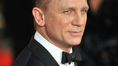 """Daniel Craig: Schwächeanfall bei """"Skyfall""""-Premiere"""