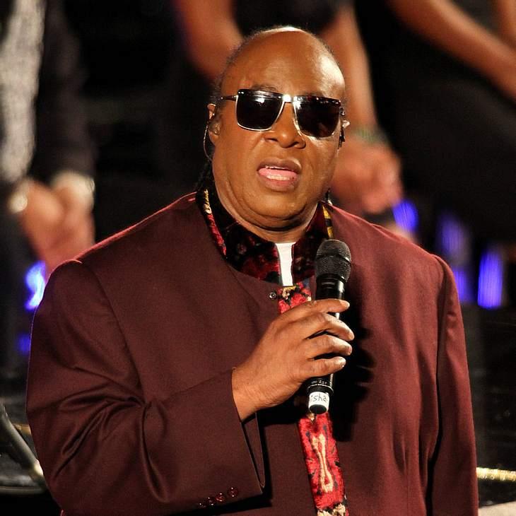 Stevie Wonder: Steuerschulden über 40 US-Dollar