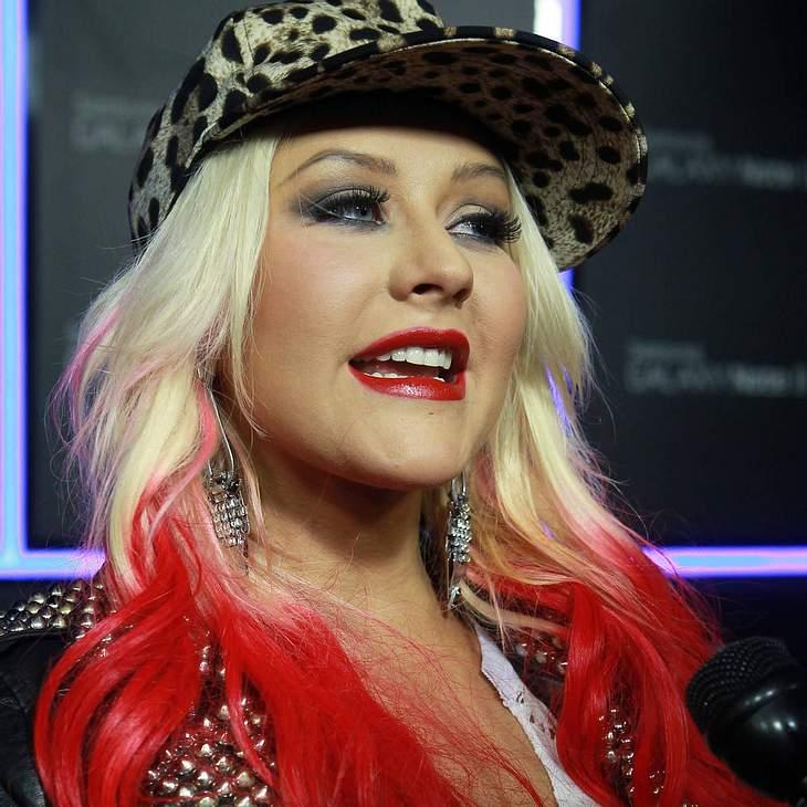 Christina Aguilera fordert gesunde Selbstwahrnehmung