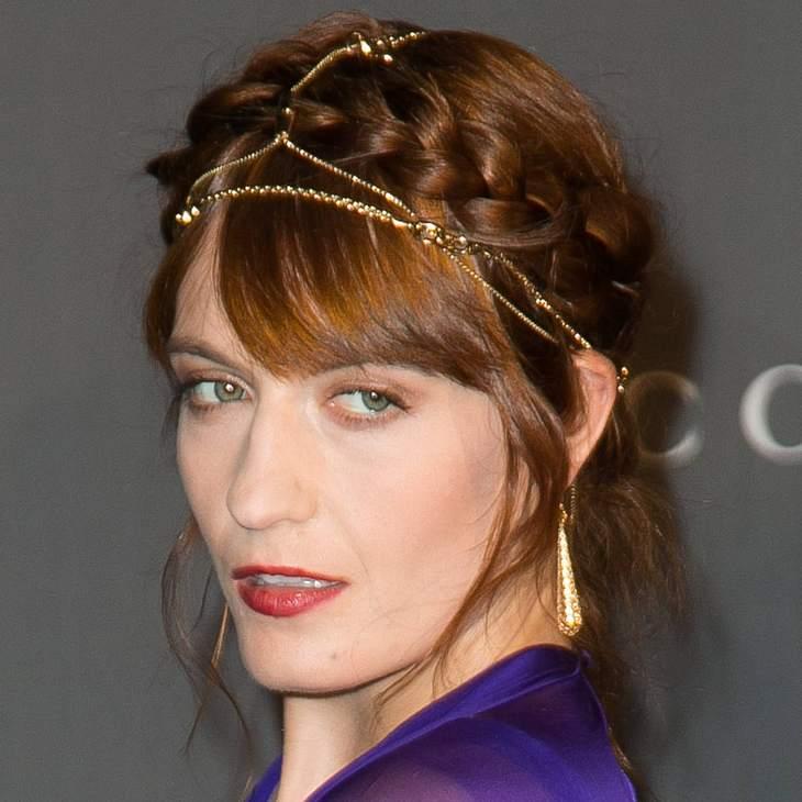 Florence Welch schlichtet Fan-Rangelei bei Konzert