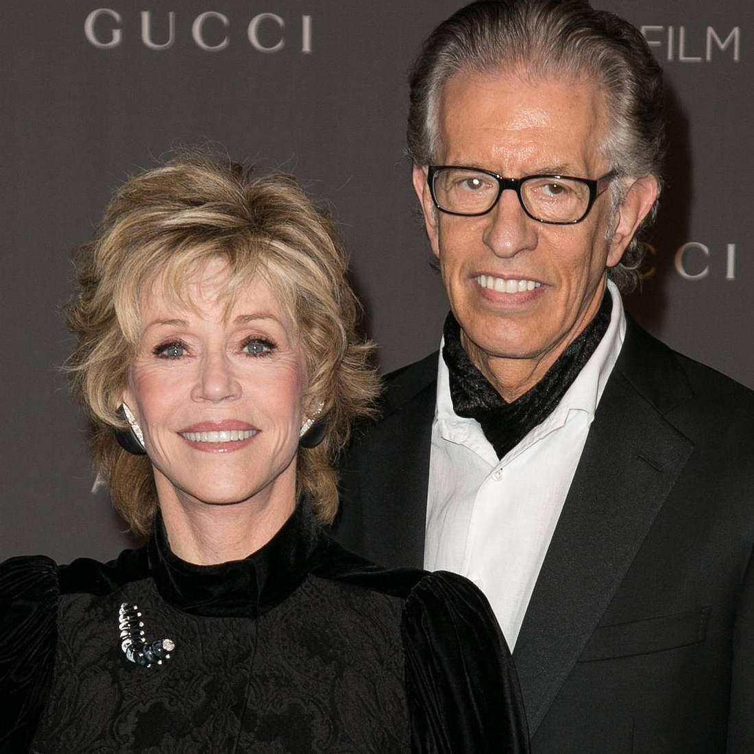 Jane Fonda sagt Hochzeit ab