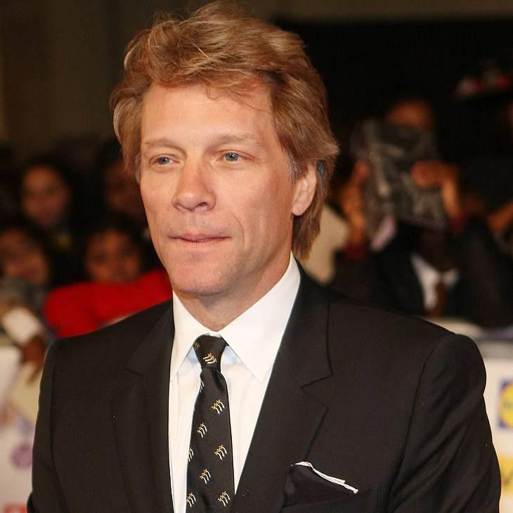 Jon Bon Jovi meldet sich zur Überdosis seiner Tochter