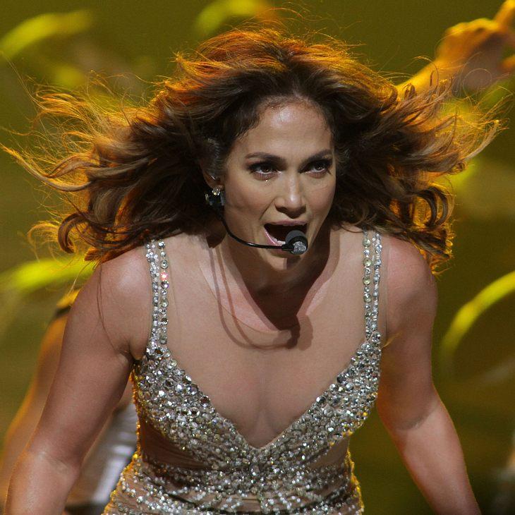 Jennifer Lopez verpasste Casper Smart einen Maulkorb