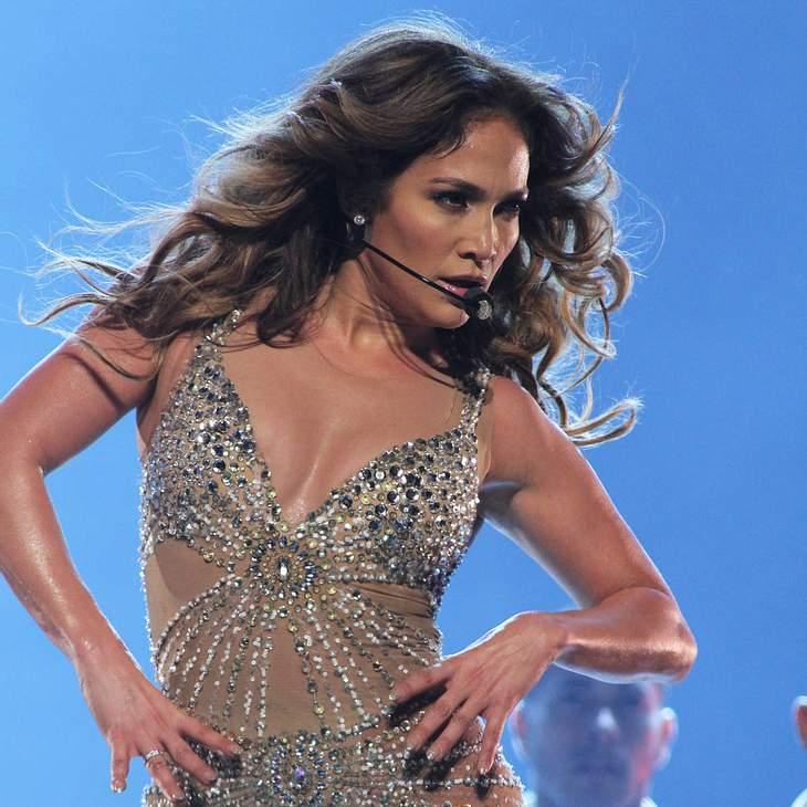 Jennifer Lopez: Von einem Lied gerettet