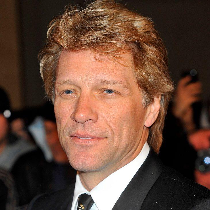 Jon Bon Jovi: Angst um die Familie