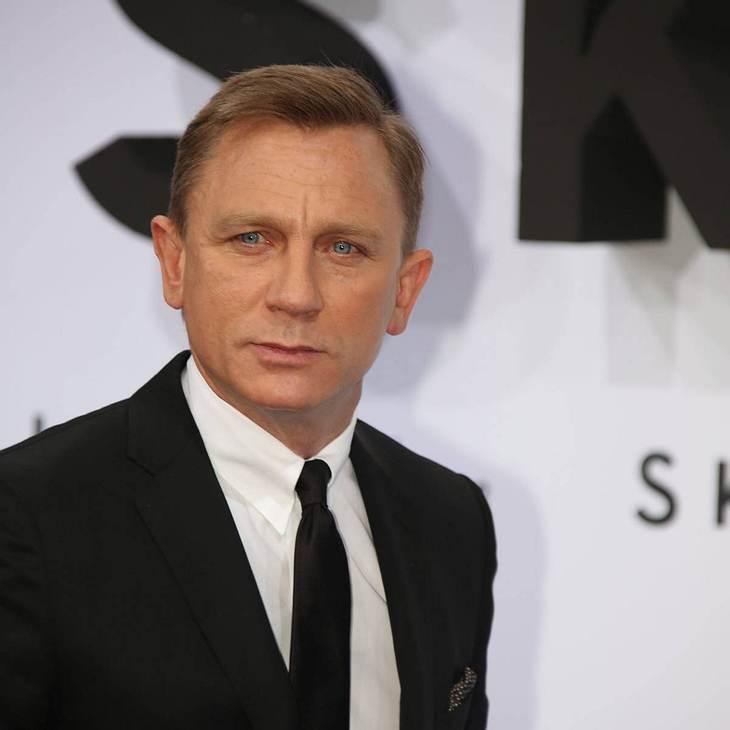 Daniel Craig: Keine Martinis mehr, bitte!