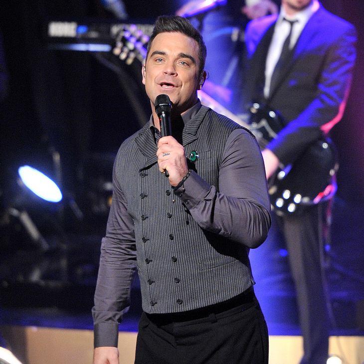 Robbie Williams von britischem Radiosender boykottiert