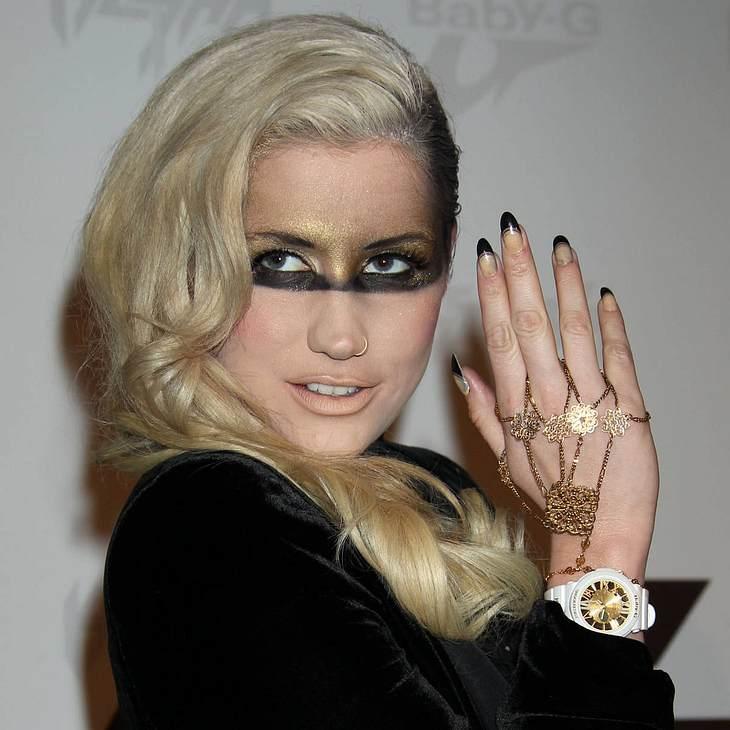 Kesha: Tränenreiches Treffen mit Iggy Pop