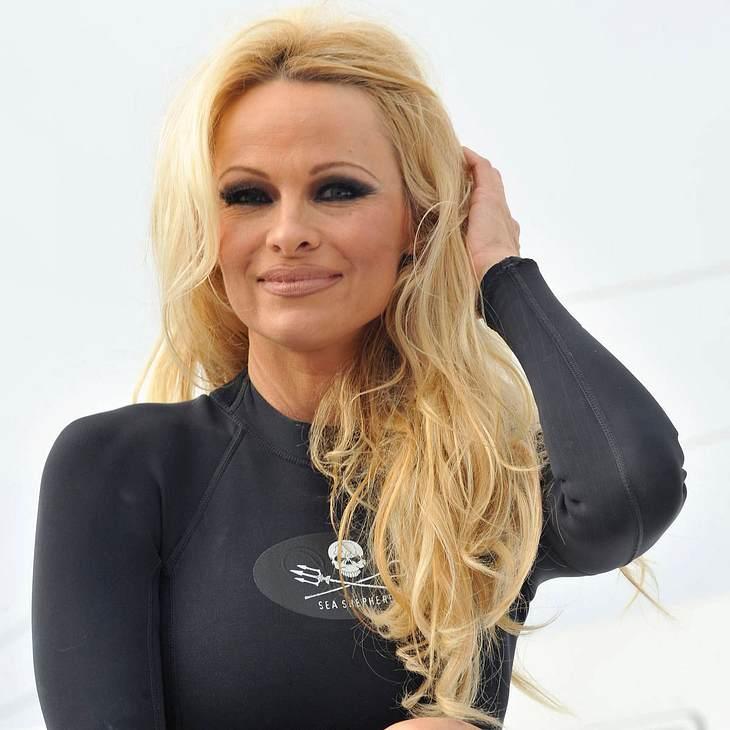 Pamela Anderson will zum Therapeuten