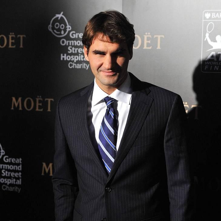 Roger Federer: Heimelige Weihnachten