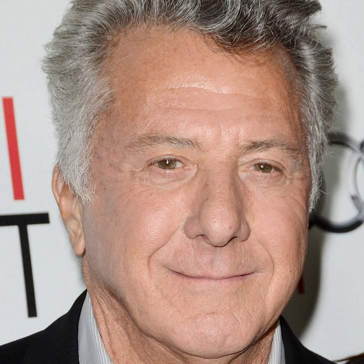 Dustin Hoffman: Regiedebüt dank Mrs. Hoffman