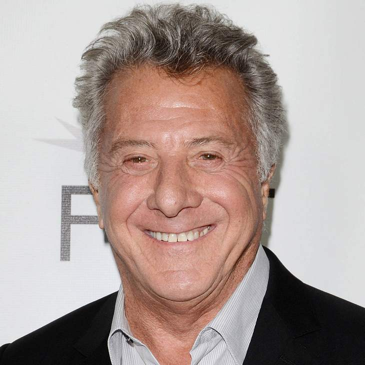 Dustin Hoffman küsst One Direction-Star