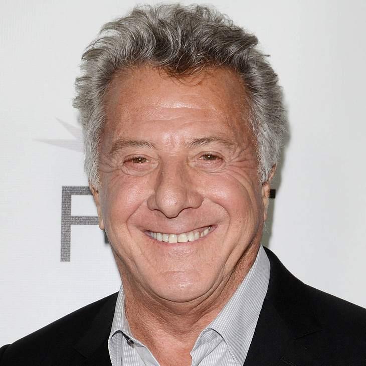 Dustin Hoffman küsst One Direction-Star