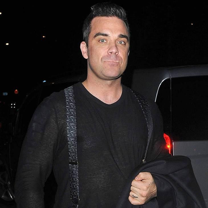 Robbie Williams neidisch auf Gary Barlow