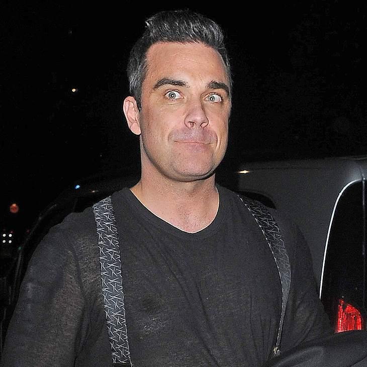 Robbie Williams kann Take That-Erfolg nicht fassen