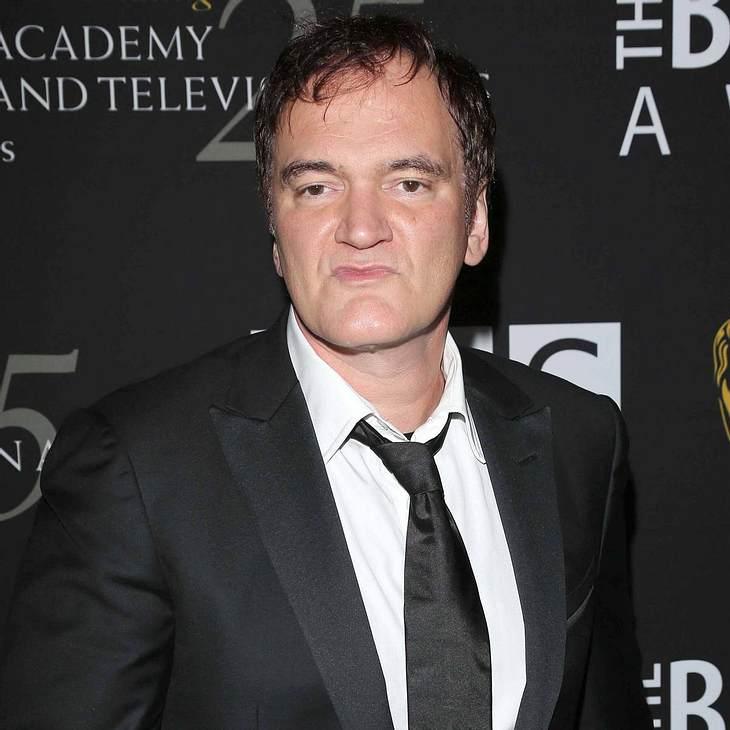 Quentin Tarantino denkt übers Aufhören nach