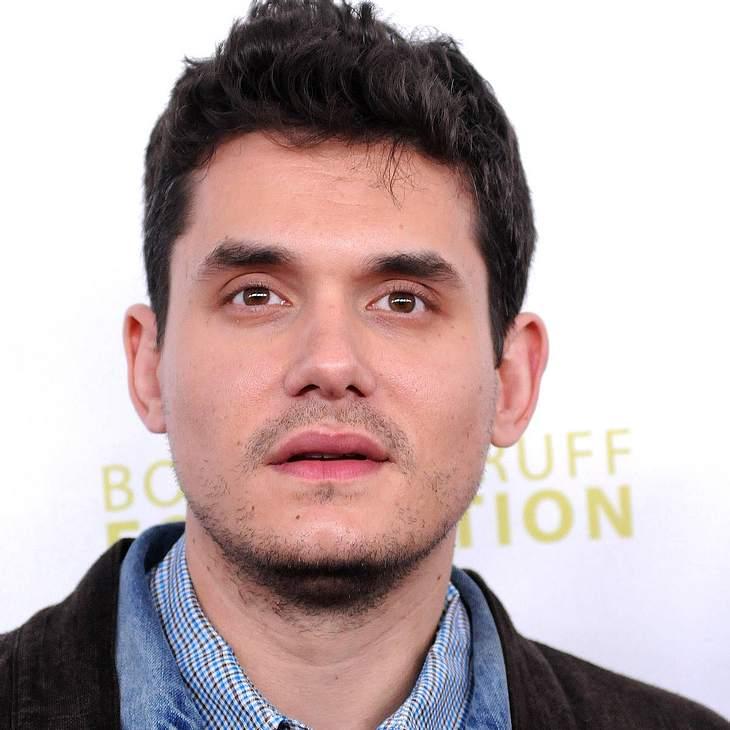 John Mayer: Glücklich mit Katy Perry