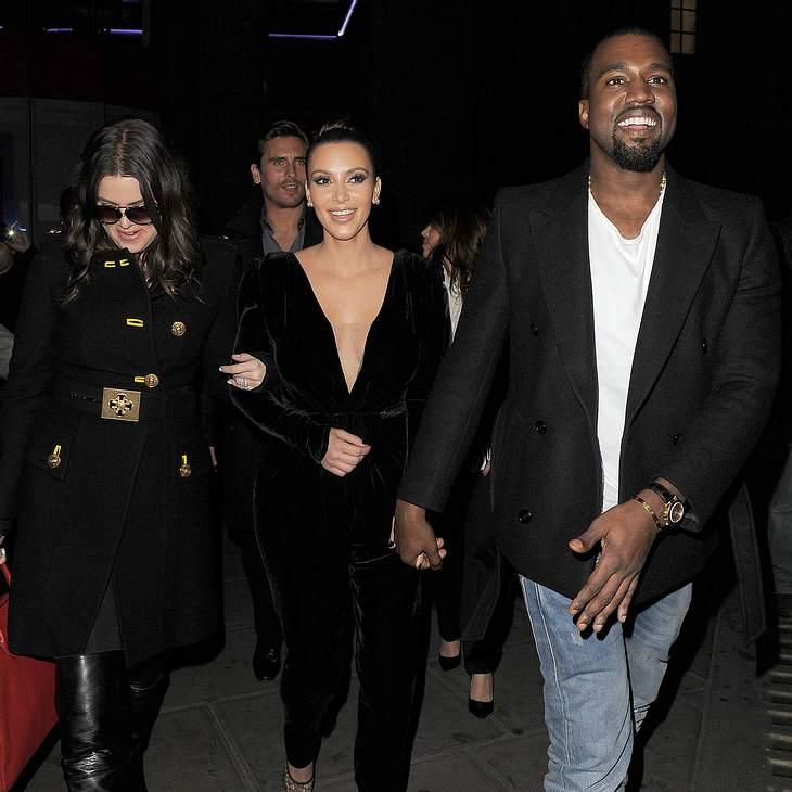 Kanye West: Hochzeitsantrag muss warten