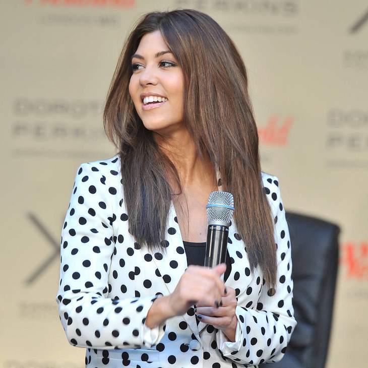 Kourtney Kardashian: Doch nicht verlobt!