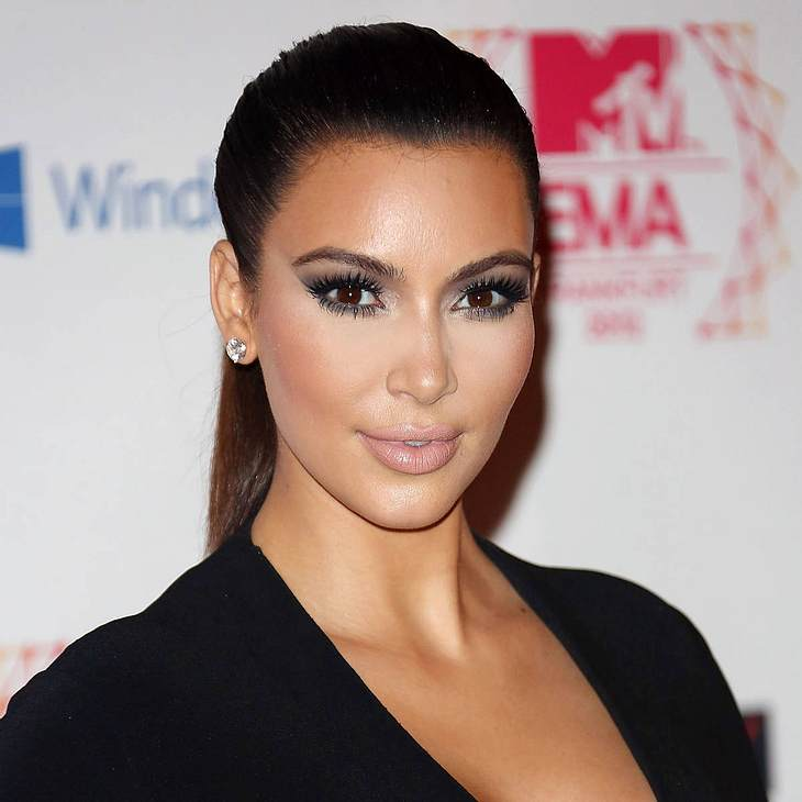 Kim Kardashian will für Kanye West abspecken