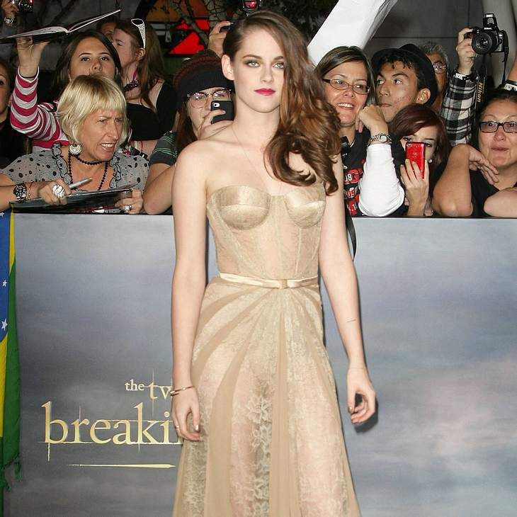 """Stewart und Pattinson: Bei """"Twilight""""-Premiere unzertrennlich"""