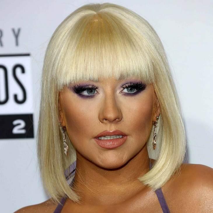 Christina Aguilera: Doch keine Diva?