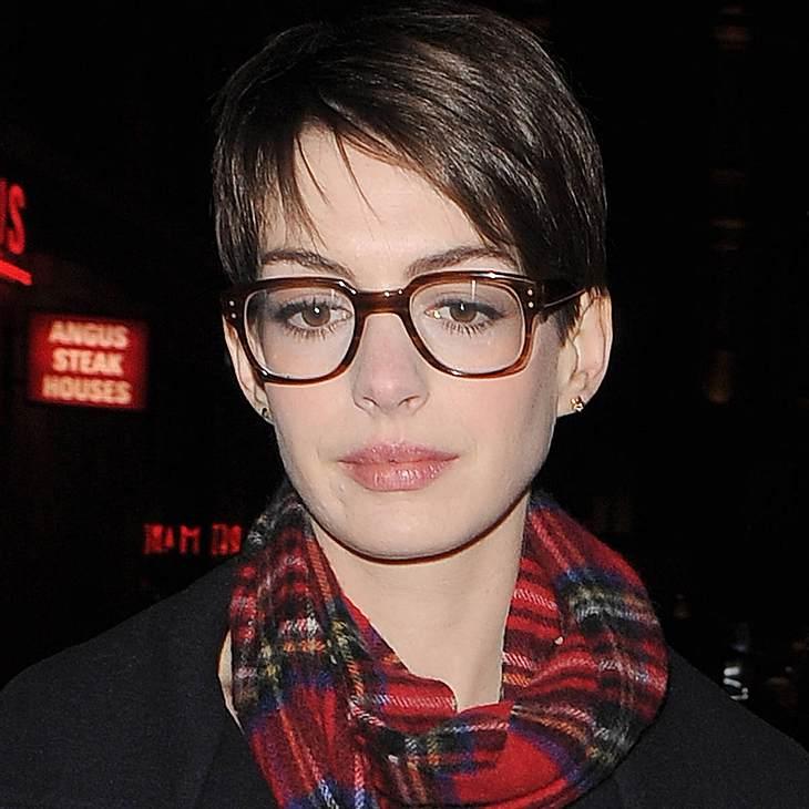 Anne Hathaway: Obsessive Figurprobleme