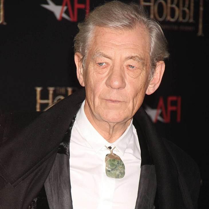 Ian McKellen: Prostatakrebs