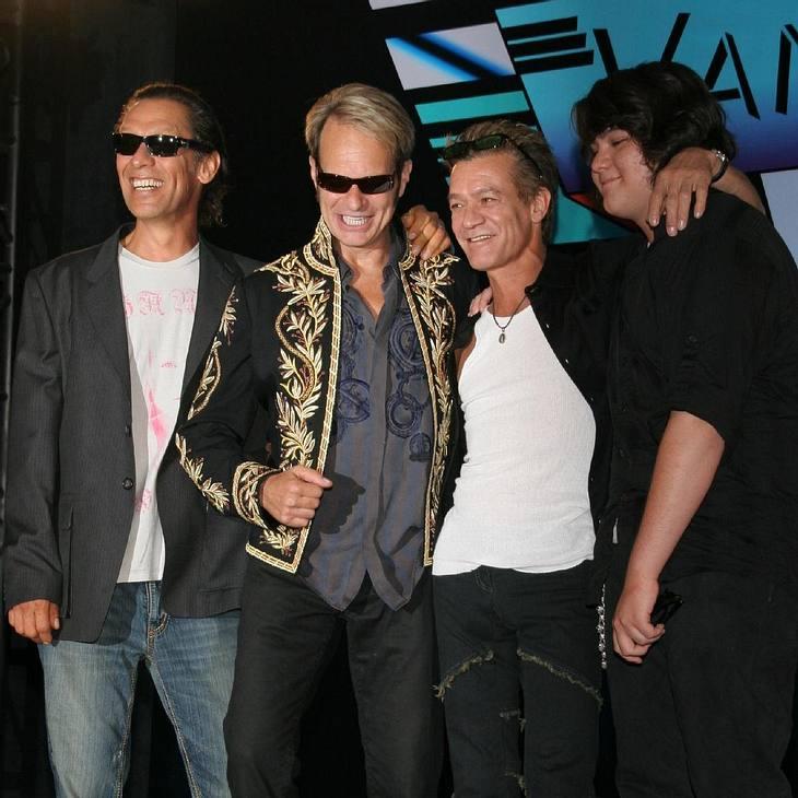 Van Halen: Neues Album