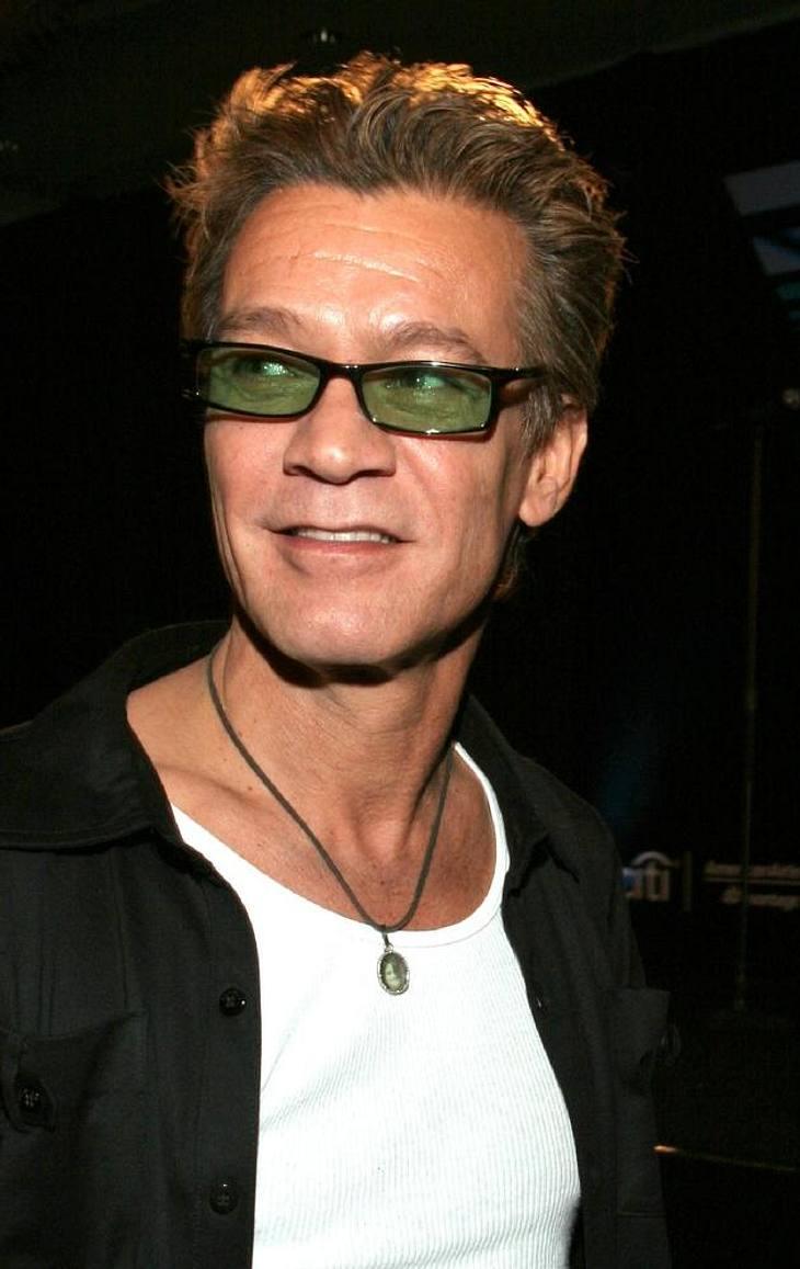 Van Halen nervös wegen TV-Rolle