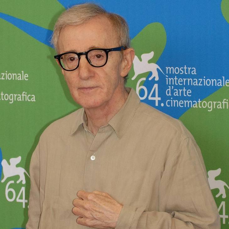Woody Allen genoss jede Liebesszene