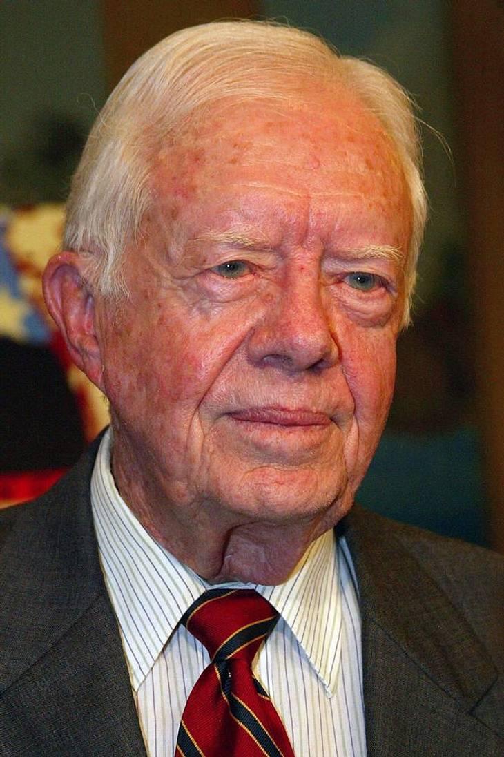 Jimmy Carter aus Krankenhaus entlassen